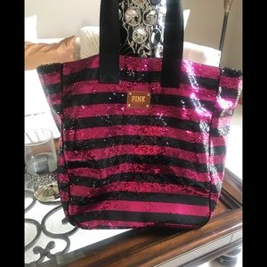 PINK Bling Bag!! Gorgeous!! Looks Brand NEW!!